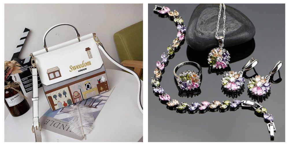 подарки жене на 8 марта