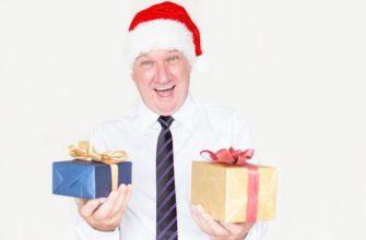 Что подарить на Новый год коллегам