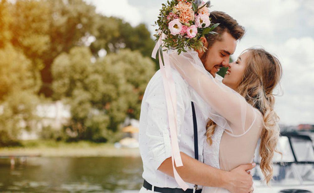 5 лет свадьбы — какая свадьба и что дарят молодым?