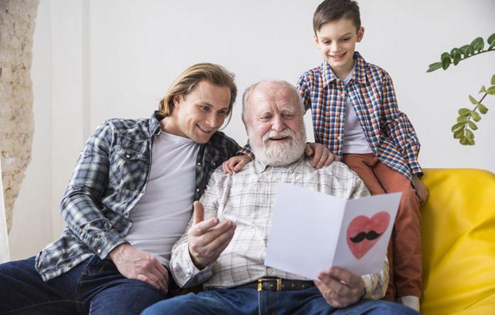 Что подарить дедушке на 23 февраля