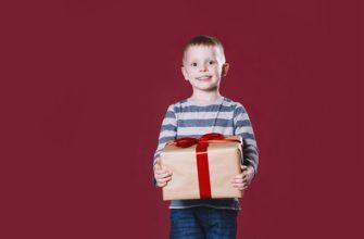 Что подарить на 23 февраля мальчику