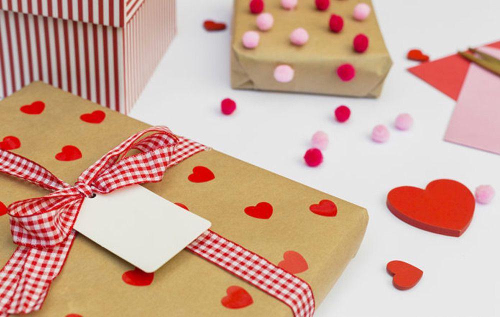 Подарки маме и папе на День святого Валентина