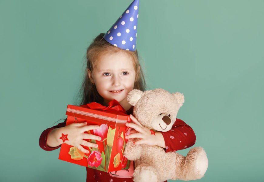 Что подарить девочке на 4 года на день рождения
