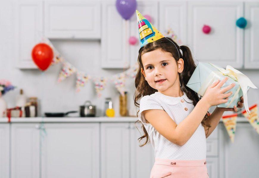 Что подарить девочке на 5 лет на день рождения
