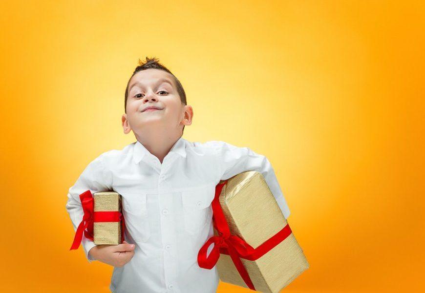подарок мальчику на 7 лет на день рождения