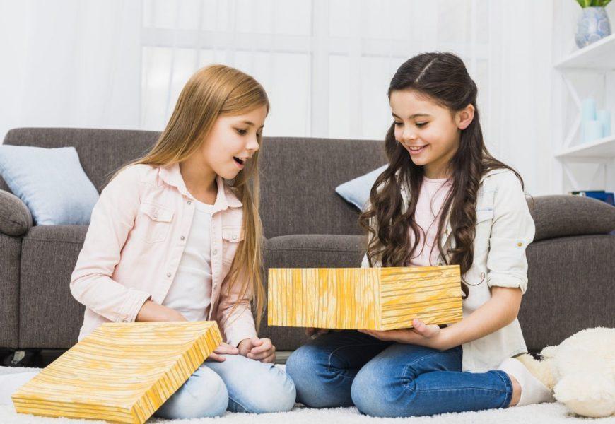 Что подарить на 11 лет девочке на день рождения