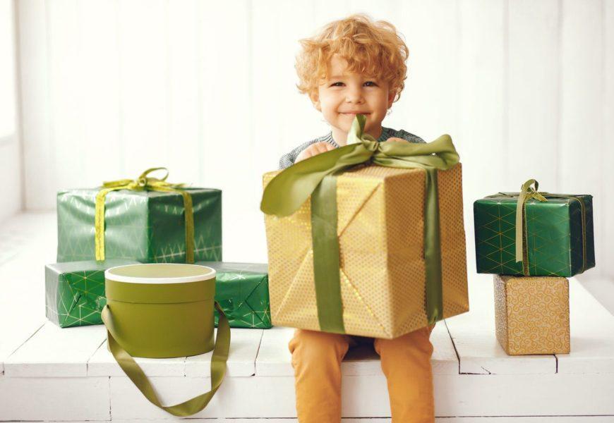 что подарить на 2 года мальчику на день рождения