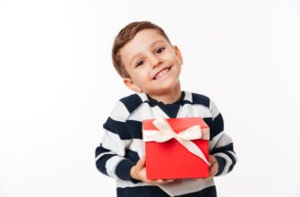 что подарить ребенку на 6 лет мальчику на день рождения
