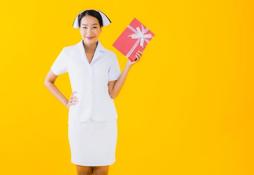 что подарить в благодарность врачу