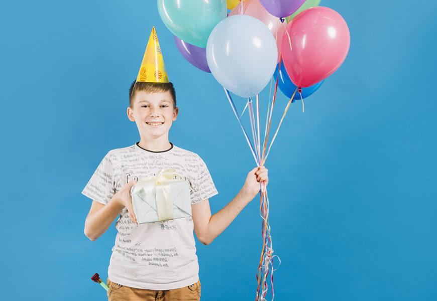 что подарить мальчику на 11 лет на день рождения