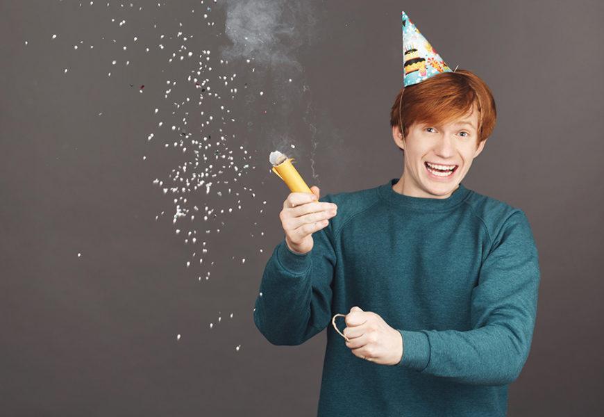 Что подарить парню на 17 лет на день рождения